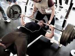increase bench press